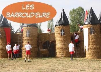 Photo de Barroud'Eure 2020, course à obstacles, La Barre-en-Ouche