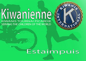 Photo de Kiwanienne 2020, Estaimpuis (Belgique)