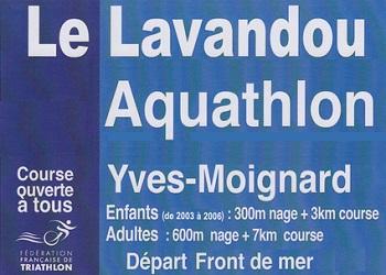 Photo of Aquathlon Yves Moignard 2019, Le Lavandou (Var)
