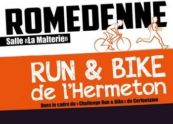 Photo of Run & Bike de l'Hermeton 2020, Romedenne (Belgique)