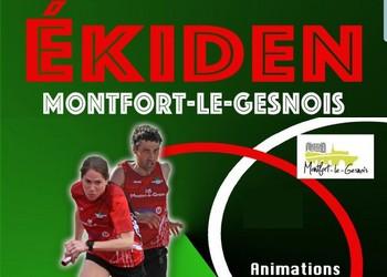 Photo of Ekiden de Montfort-le-Gesnois 2021 (Sarthe)