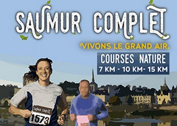 Photo de Saumur Complet Trail 2020, Verrie (Maine et Loire)
