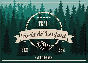 Photo de Trail de la forêt de Lenfant 2021, Saint-Gence (Haute Vienne)