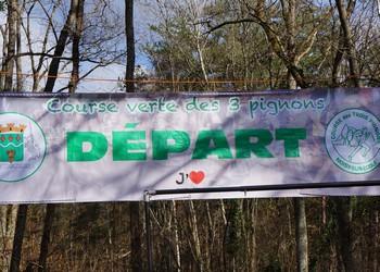 Photo of Course verte des 3 pignons 2020, Noisy-sur-École (Seine et Marne)