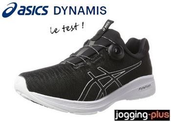 Photo of Test des Asics Dynamis avec laçage Boa : courez bien serré !