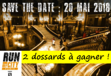 2 dossards Run My City Paris 2018 !