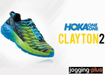 Photo de Test des Hoka Clayton 2, confort et dynamisme