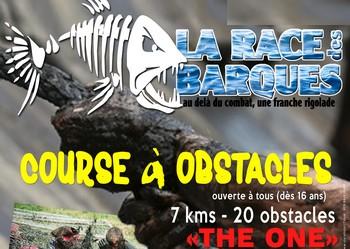Photo of Race des Barques 2019, course à obstacles, Port-des-Barques (Charente Maritime)