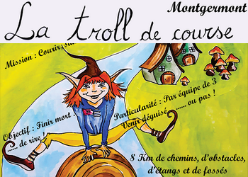 Photo of Troll de course 2019, course à obstacles, Montgermont (Ille et Vilaine)
