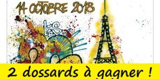 2 dossards pour les 20 Km de Paris 2018