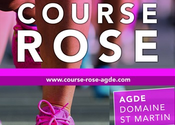Photo de Course Rose 2020, Agde (Hérault)