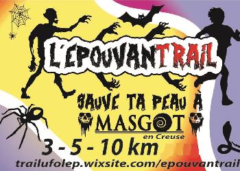 Epouvantrail 2019, Fransèches (Creuse) | Jogging-Plus