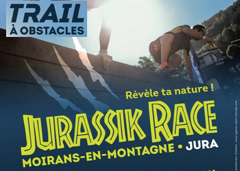 Photo de Jurassik Race 2019, course à obstacles, Moirans-en-Montagne