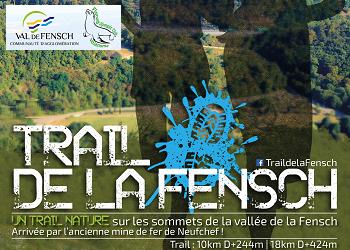 Photo of Trail de la Fensch 2020, Neufchef (Moselle)