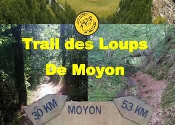 Photo of Trail des Loups de Moyon 2020 (Manche)