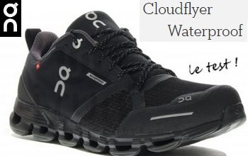 Test des On-Running Cloudflyer Waterproof