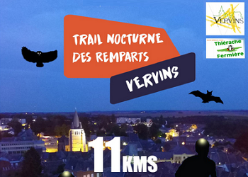 Photo of Trail des remparts de Vervins 2020 (Aisne)