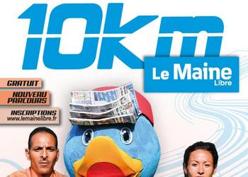 Photo of 10 km Le Maine Libre 2019, Le Mans (Sarthe)