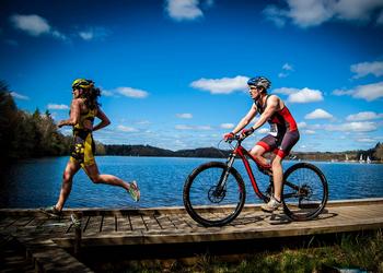 Photo de Bike and Run du Lac de Saint-Pardoux 2020, Razès (Haute Vienne)