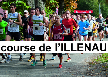 Photo of Courses de l'Illenau à Achern 2020 (Allemagne)