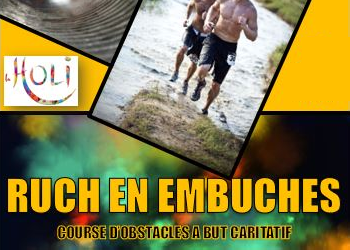 Photo of Ruch en Embûches, course à obstacles (Gironde)