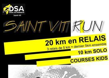 Photo of Saint-Vit Run 2020 (Doubs)