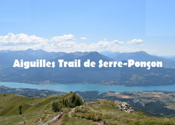 Photo of Aiguilles trail de Serre-Ponçon 2020, Réallon (Hautes Alpes)