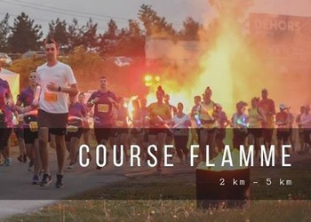 Photo of Course Flamme 2020, Laval (Canada)