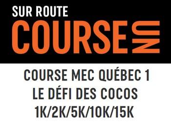 Photo de Course MEC Québec 1 : Défi des Cocos 2020 (Canada)