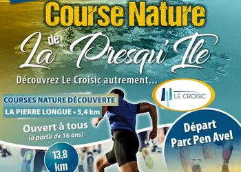 Photo de Course nature de la presqu'ile du Croisic 2020, Le Croisic (Loire Atlantique)