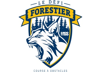 Photo of Défi Forestier 2019, course à obstacles, Saint-Gabriel-de-Valcartier, Québec (Canada)