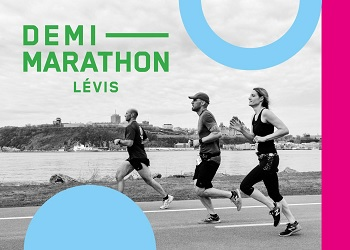 Photo of Demi marathon Lévis 2020 (Canada)