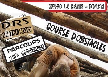 Photo of DRS in the MUD 2019, course à obstacles, La Bâtie-Divisin (Isère)