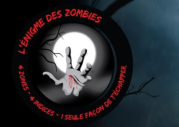 Photo of Base Bootcamp Halloween, l'Enigme des Zombies 2020, course à obstacles, Hatley (Canada)