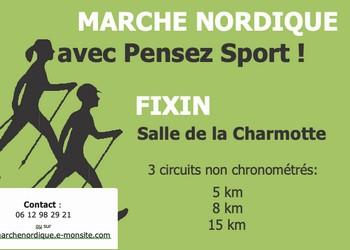 Photo de Nordique de Pensez Sport Dijon 2020, Fixin (Cote d'Or)