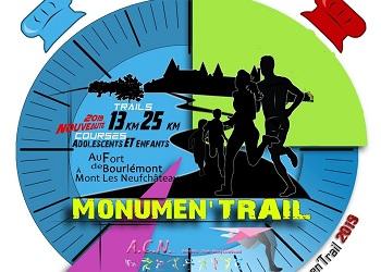 Photo de Monumen'Trail 2020, Mont-lès-Neufchâteau (Vosges)