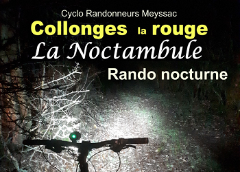 Photo of Noctambule de Collonges-la-Rouge 2019 (Corrèze)