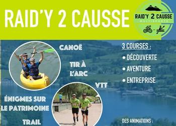 Photo of Raid'y 2 Causse 2019, Lissac-sur-Couze (Corrèze)