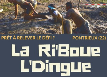 Photo of Ri'Boule L'Dingue 2019, course à obstacles, Pontrieux (Cotes d'Armor)