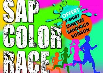 Photo of SAP Color Race 2019, Sainte-Anne-d'Auray (Morbihan)