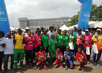 Photo of Semi-marathon de Kribi 2019 (Cameroun)