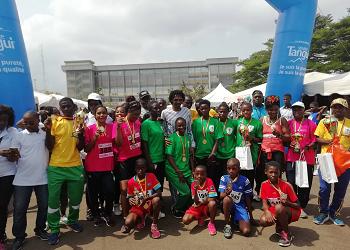 Photo of Semi-marathon de Kribi 2019 (Cameroun)