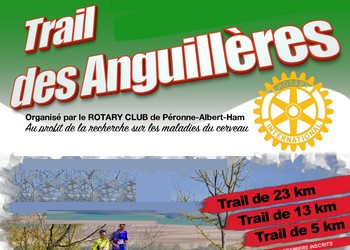 Photo of Trail des Anguillères 2019, Frise (Somme)