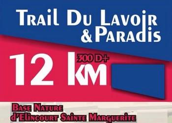 Photo de Trail du Lavoir et Paradis 2021, Élincourt-Sainte-Marguerite (Oise)