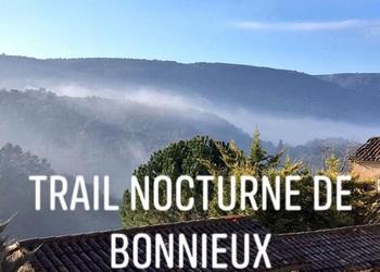 Photo of Trail nocturne de Bonnieux 2020 (Vaucluse)