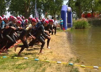 Photo of Triathlon du pays Thouarsais 2020, Saint-Martin-de-Sanzay (Deux Sèvres)