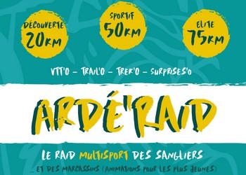 Photo of Ardé'Raid, le raid multisport des sangliers 2019, Tournon-sur-Rhône (Ardèche)