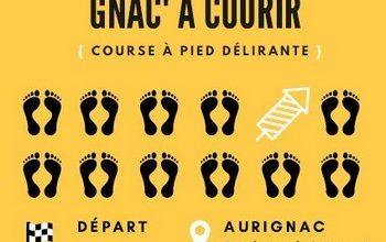Photo of Gnac'A Courir – Course à pied délirante 2019, Aurignac (Haute Garonne)