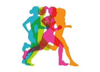 Photo of Liégeoise, jogging des femmes contre le cancer 2020, Liège (Belgique)