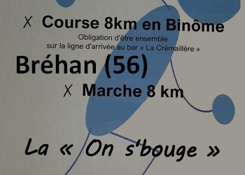 Photo of On s'bouge 2020, Bréhan (Morbihan)